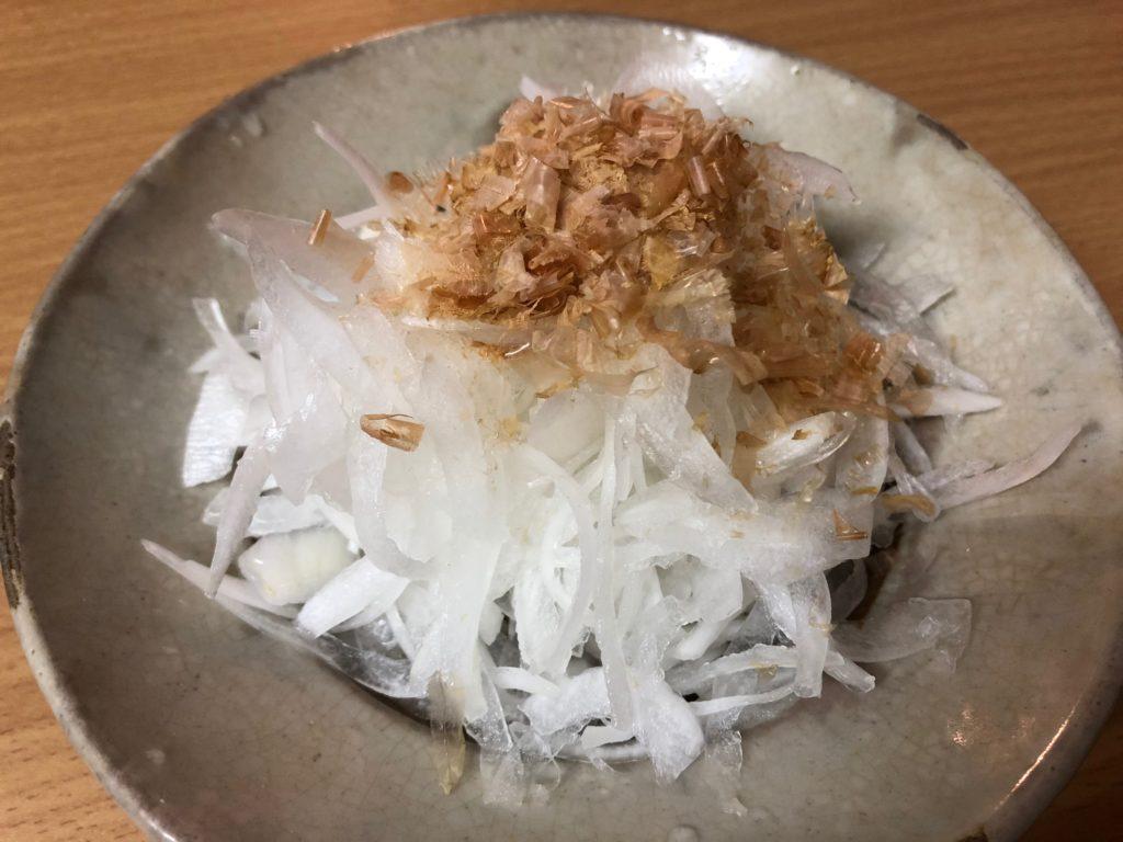 秋川牧園の無農薬野菜・オニオンスライス